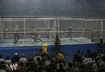 War Games from WCW Fall Brawl 1995