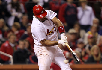 Albert Pujols would be making far more appearances in Kansas City if the Royals were in the NL.