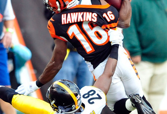 "Andrew Hawkins is the ""X-factor"" this week"