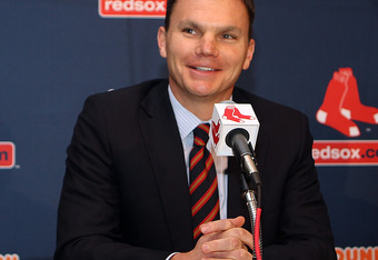 New Red Sox General Manager Ben Cherington has a number of tough decisions to make this offseason.