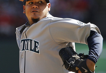 The Mariners are hoping for a bounce back season from King Felix.