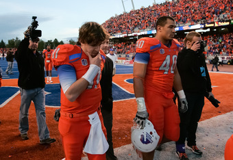 Teams like Boise State don't stand a chance in the current system.