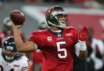 Josh Freeman, welcome to the cold!