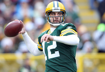 If there's any guy who could lead a team to an undefeated season, it's Aaron Rodgers...