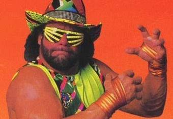 WWE legend Randy Savage was eulogized by the fans.