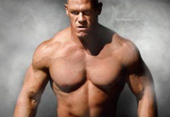 As usual, John Cena was the most provocative wrester in action