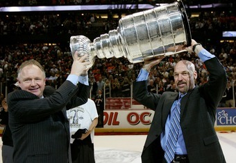 Randy Carlyle's success brought the Anaheim Ducks and the state of California it's only Stanley Cup Championship to this day in 2007
