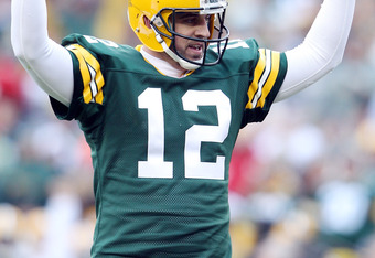 Aaron Rodgers and the most feared passing attack in the league look to continue their unbeaten season Thursday.
