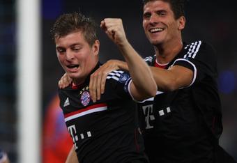 SSC Napoli vs. FC Bayern Muenchen—UEFA Champions League
