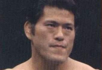 The first and third champion Antonio Inoki (onlineworldofwrestling.com)