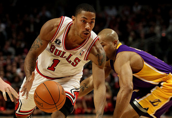 Thanks to players like Derek Fisher, Derrick Rose can get back on the court