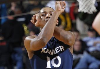No. 11 Xavier topped No. 19 Vanderbilt in overtime at Memorial Gym, Nashville, TN