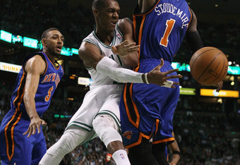 Rondo is perennially among the league leaders in assists, possessing top flight passing acumen.