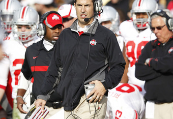 It was a tough season as head coach for Luke Fickell.