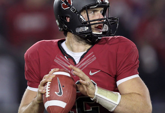 Andrew Luck and the Stanford Cardinal will have to sit and wait to see their BCS fate