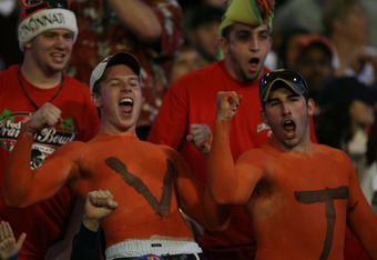 Virginia Tech fans may get more than they could dream if the Hokies can win and the chips fall into place
