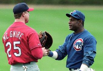 Big Mac & Sosa may have saved baseball in 1998.