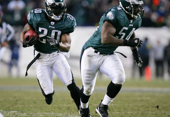 The Eagles haven't had an emotional leader since Brian Dawkins and Jeremiah Trotter were in town.