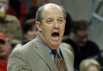 Kevin Stallings has been the Vanderbilt coach since 2000.