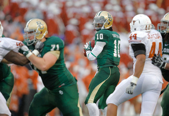AG3 Leads Baylor to Win Over Texas
