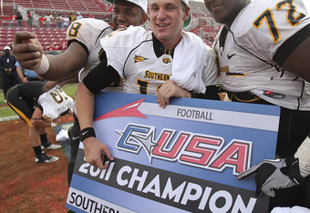 Southern Miss' upset over Houston in the C-USA Championship gives TCU a chance to qualify for a BCS bid