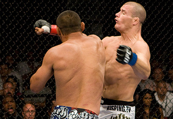 Bisping didn't