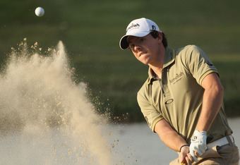 US Open Champion and world number two, Rory McIlroy, also won on Sunday, but in a real tournament.