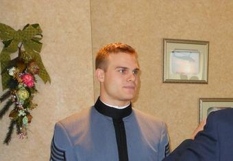 Army Captain Steve Erzinger (K. Kraetzer)