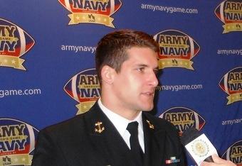 Navy Captain Alexander Teich (J.Strock)