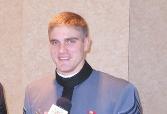 Army Captain Max Jenkins  (K. Kraetzer)