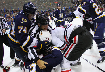 Teams like the Blackhawks and Blues will see their rivalries intensify.