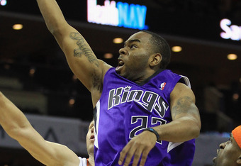 The re-signing of Marcus Thornton is paramount for the Sacramento Kings.