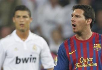 Messi v. Ronaldo
