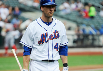 Jason Bay was signed to a big contract before the 2010 season but injuries and a lack of performance have plagued the outfielder since his arrival in Queens.