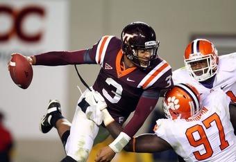 Despite Virginia Tech's dismal performance against Clemson Saturday night, they still get a BCS bid, why?