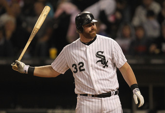 Adam Dunn's massive contract and terrible production are one reason that the White Sox are in rebuilding mode.