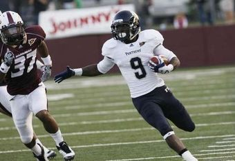 FIU running back Kedrick Rhodes has to be the star on the field if his team is to come away with a victory.