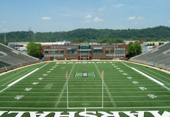 Marshall fans will have to travel well to support their team and avoid making it a road game atmosphere