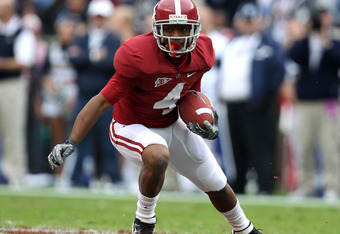 Marquis Maze is McCarron's favorite target, but he is far from the only weapon available.