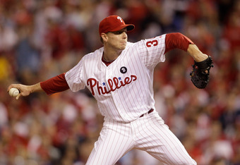 Many believe Halladay should have won another Cy Young.