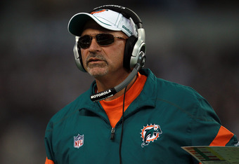 Tony Sparano's Team Could Finish Above the Bills