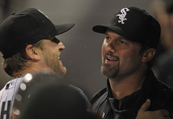 "Buehrle and Konerko are two of baseball's ""good guys."""
