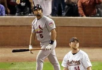 The Historic Home Run off of Brad Lidge