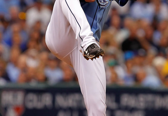 The Rays reupped Moore for five years.