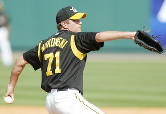 C. J. Nitkowski pitched in Japan for two years.