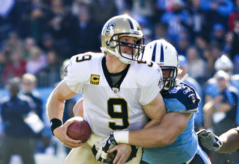 Brees looking to dethrone Marino!
