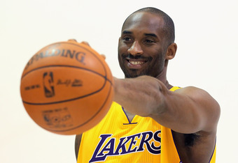 Kobe Wants D-12 On His Team to Get Ring No. 6