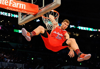 Paul joins the high flying Blake Griffin to form one of the NBA's most dynamic duos.