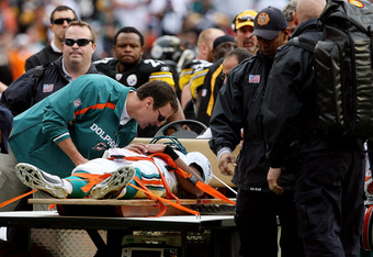 Though normal game activity in the NFL and football in general can cause severe injury, a player is rarely held responsible for playing within the rules, even if his devastating hit ends up seriously injuring an opponent.