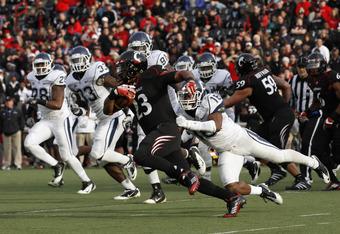 Can Pead break loose against Vanderbilt?